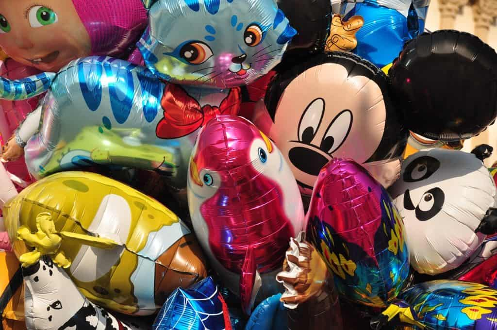 But A Party That Includes Balloons Is Perfect Birthday Theme For 1 Year